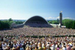 photo by Toomas Volmer, Tallinn Song Festival Grounds 2009