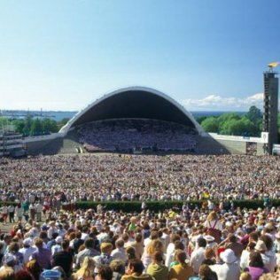 photo by Toomas Volmer, Tallinn Song Festival Grounds 2009
